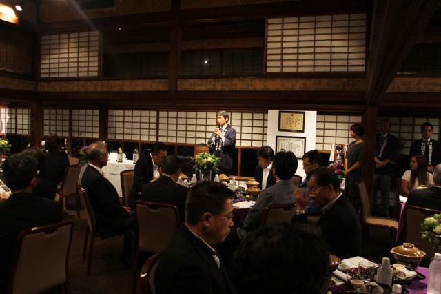 美酒と美食の宴in柳川御花/ご参加ありがとうございました!