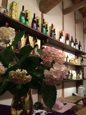 『Happy Fragrance』ライブin柳川地酒蔵